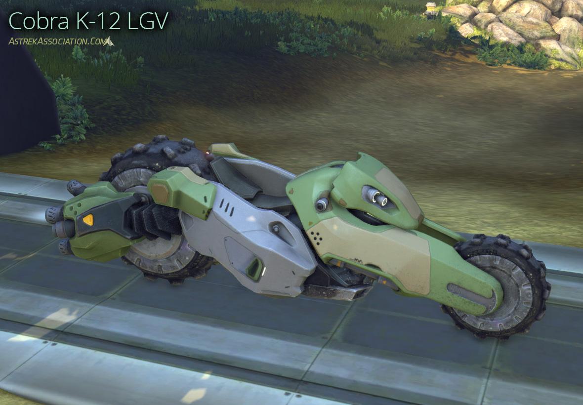 Cobra K-12 LGV