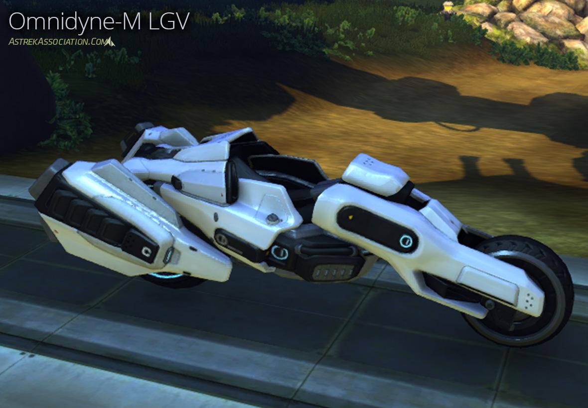 Omnidyne-M LGV
