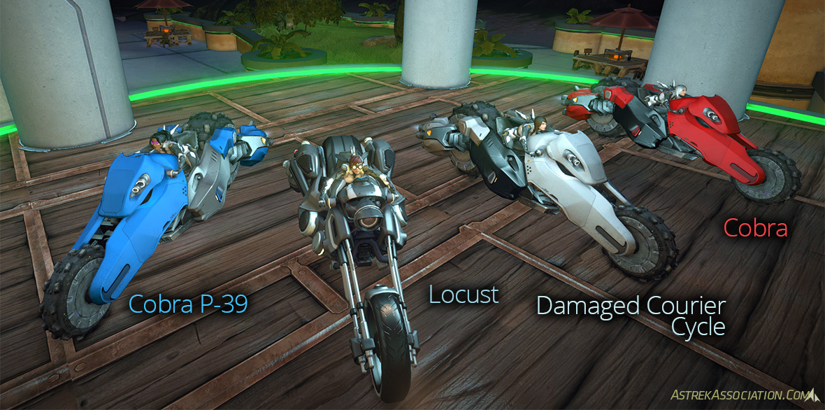 The LGVs of Firefall