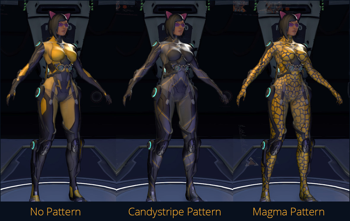 Armor Patterns